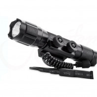 X-BALOG Police BL-Q90-T6 Svítilna na zbraň s LED světlem 1040 lm, 6000K