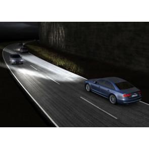 LED světla pro denní svícení pro auta - 6 LED