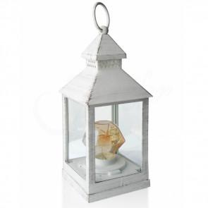 Affek Design MX7681 Přenosný lucerna s LED světlem, Vintage 25 cm