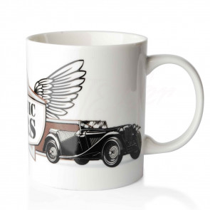 Affek Design MX7742 Šálek s uchem, Classic Cars 340ml
