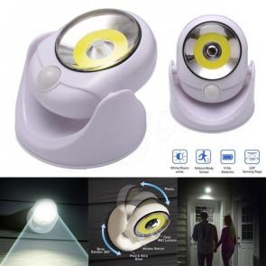 Svetlo so senzorom pohybu, LED svetlo, LED osvetlenie, LED svietidlo
