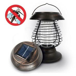 Bestime No.32517 Solární LED světlo s lapačem hmyzu, černý