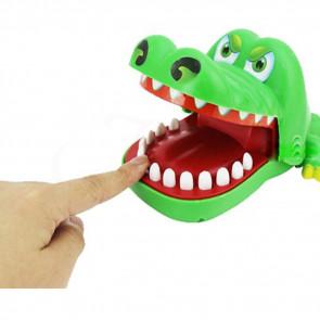 ISO Krokodýl u zubaře