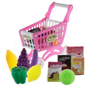 Detsky nakupny kosik, detsky nakupny kos, nákupný košík pre deti, hrackarsky obchod, hracka obchod pre deti