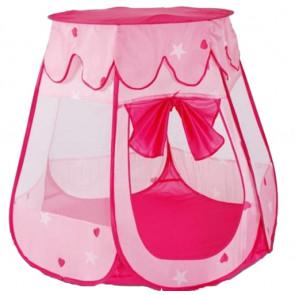Malatec 04883-Pink Hrací stan, dětský domeček růžový