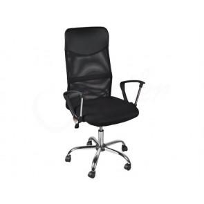 Malatec MESH1 Kancelářská židle, černá