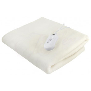 Malatec No.4597 Elektrická vyhřívací deka 150 x 80 cm, bílá