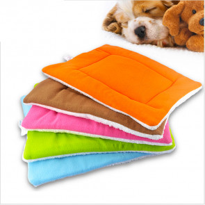 Meili 243-34205-MiddleGreen Polštář pro psa, deka pro psa 1 ks 58x50cm, zelená