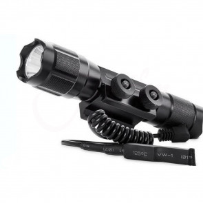 Police BL-Q90 Baterka s LED světlom, 380 000 W