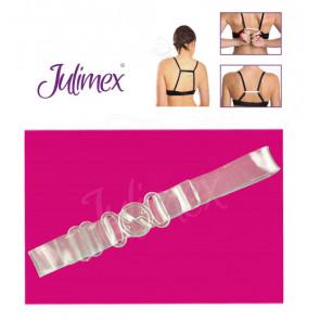 Sťahovač ramienok podprsenky JULIMEX BA-01, transparentná