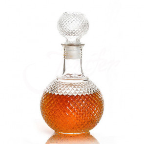 Sklenená karafa na whisky 545 ml ODELO, OD-1323