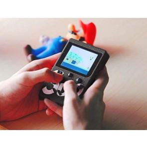 SUP GameBox White4813 Digitální hrací konzola 400v1, 2,4 palcový TFT displej, bílý