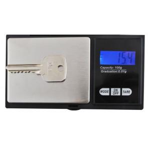 TFY MX- 100 Mini váha 100 / 0,01 g kapesní